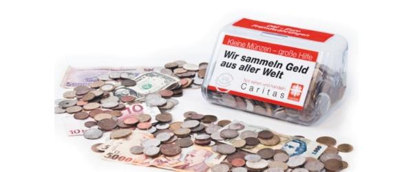Spenden Sie Ausländische Währung Caritasverband Düsseldorf Ev