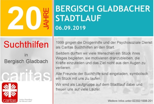 Stadtlauf_Poster_Suchthilfe